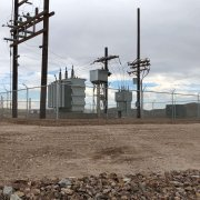 Gunnison Substation Completed - July 12 2019